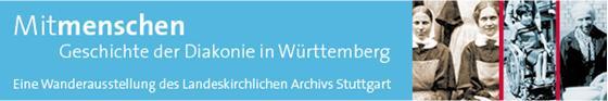Internetauftritt des Landeskirchlichen Archivs Stuttgart